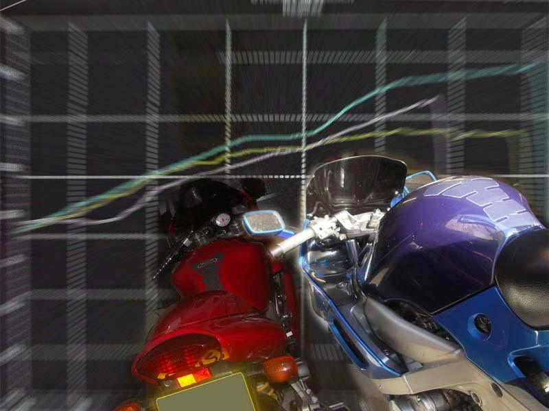 The traces never lie. See your maximum power, torque and speed.