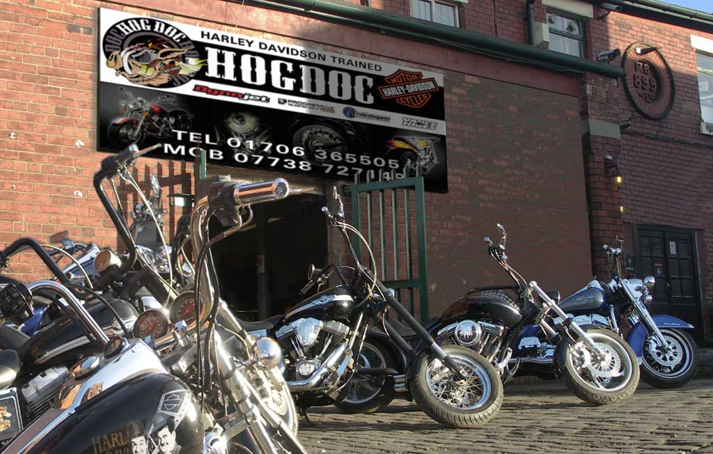 Hogdoc Motorcycles | Specialist motorcycle building, servicing and